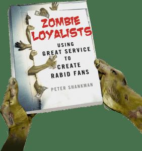Zombie Loyalist Customers: Book Image