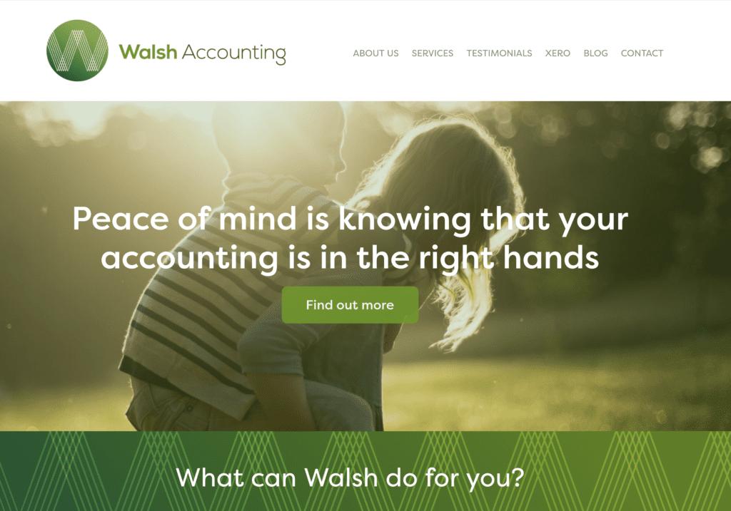 Walsh Accounting rocketspark
