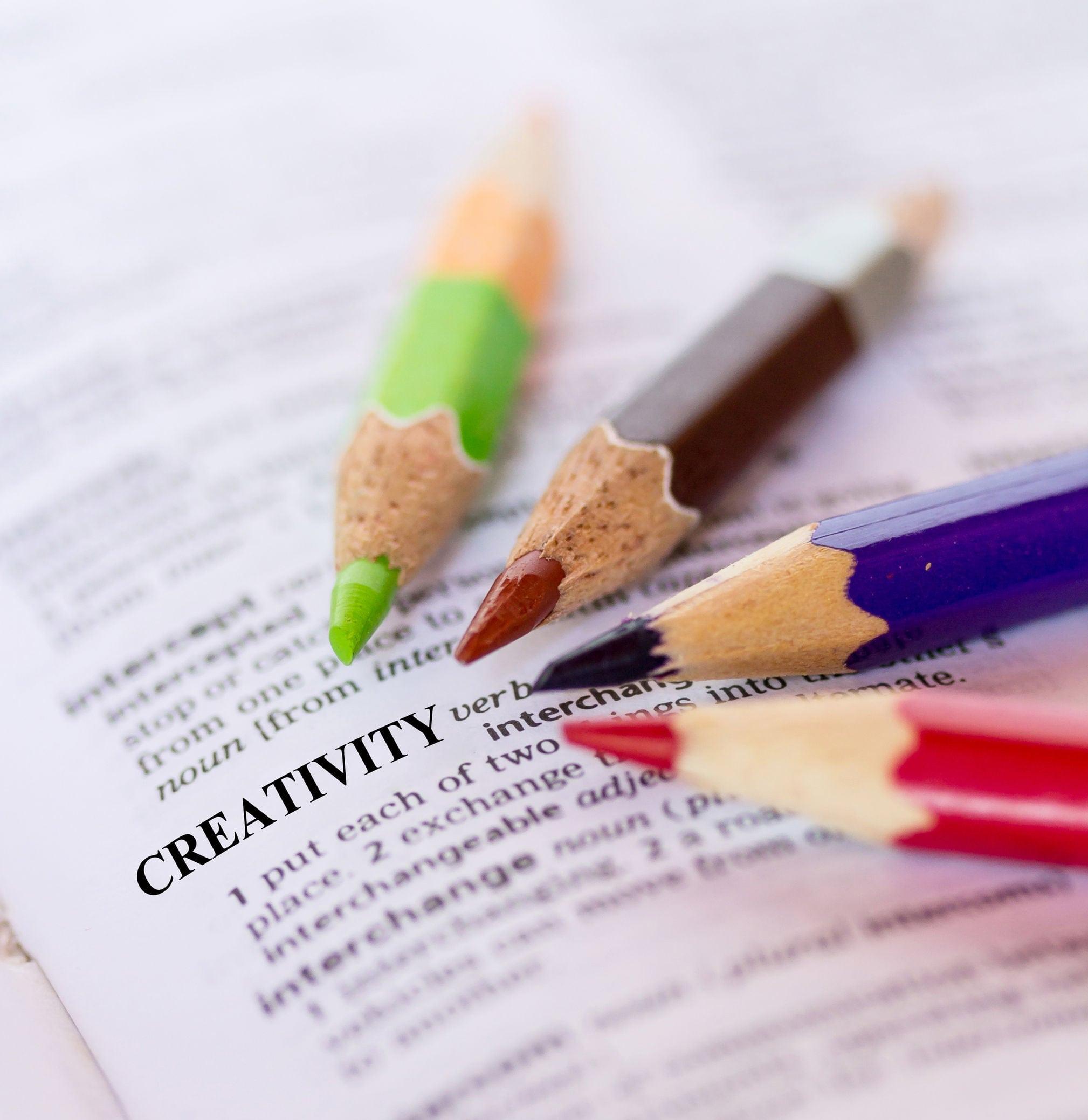 Creativity pillar