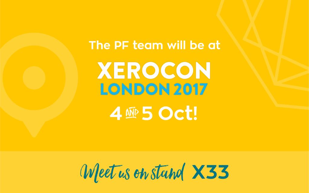 xerocon stand x33