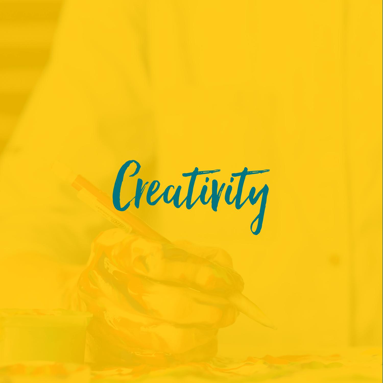 #creativitypillar