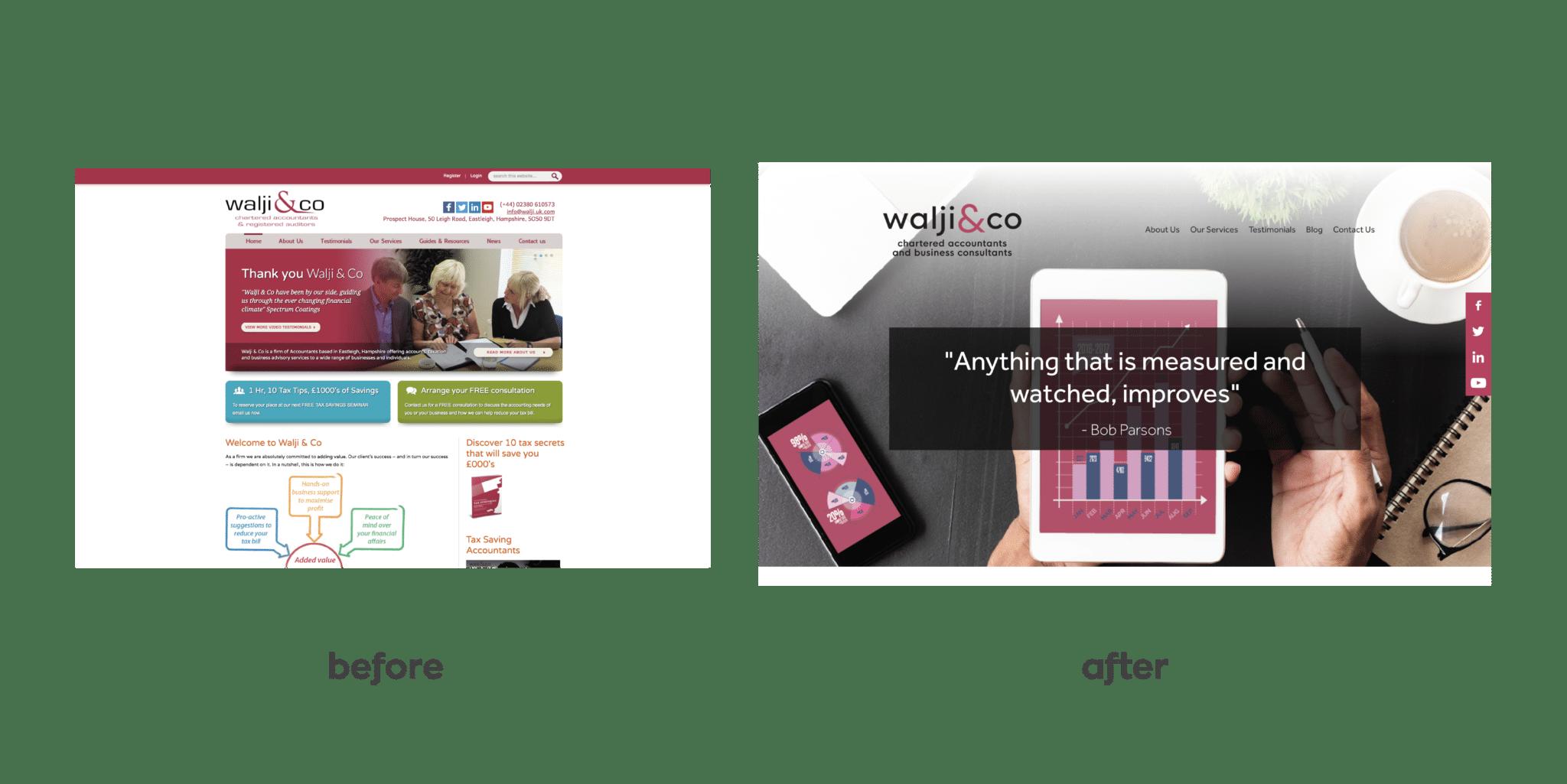 Walji and Co  | The Profitable Firm