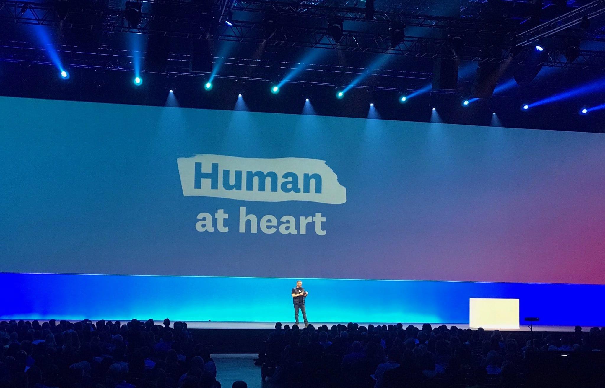 Xerocon human at heart