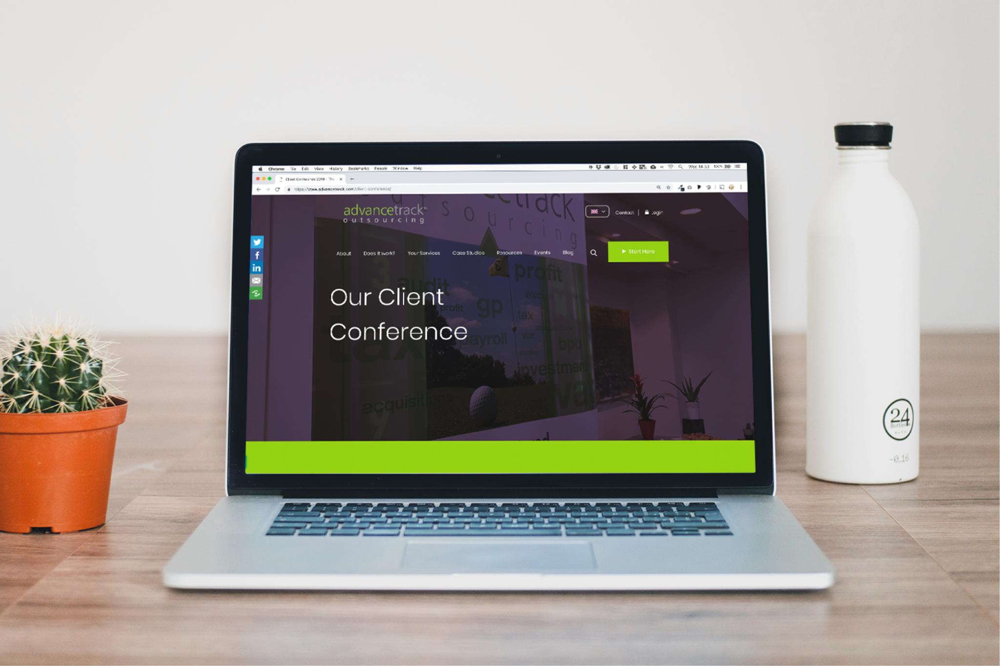 AdvanceTrack Client Conference:30 April