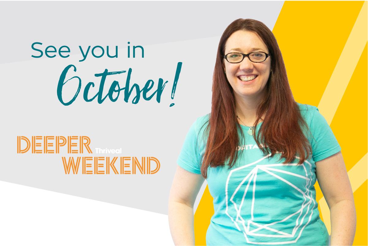 Deeper Weekend South Carolina: 24 - 26 October