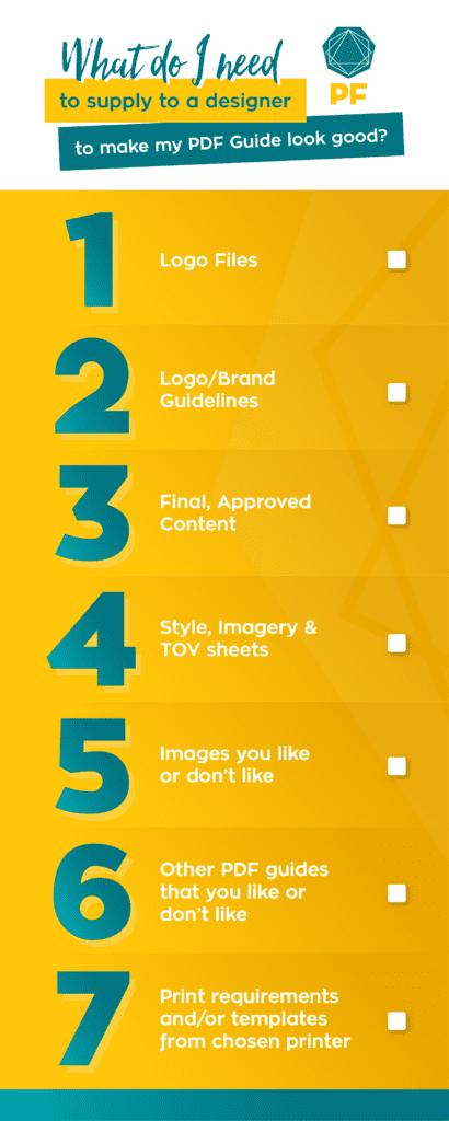 7 things for designer
