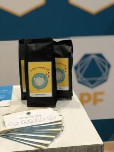 PF branded coffee