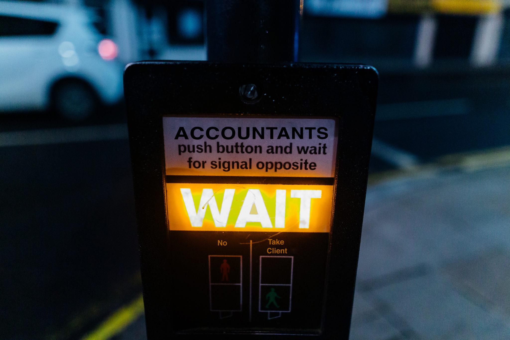 traffic light wait signal